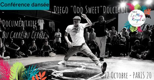 2019-10-12 Odd Sweet - Conférence dansée Festival Le Mois Kréyol 3