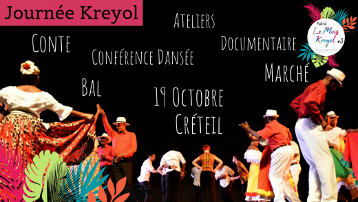 2019-10-19 Journée Kreyol Créteil - Difé Kako - Festival Le mois Kréyol 3
