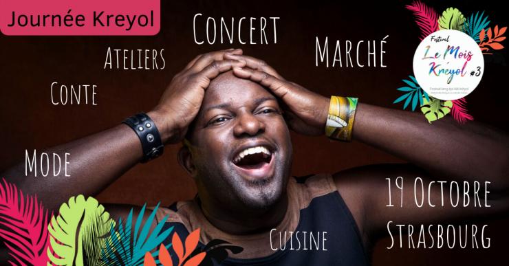 2019-10-19 Journée Kreyol Strasbourg - Djokla - Festival Le Mois Kréyol 3