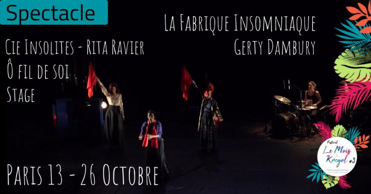 2019-10-26 Gerty Dambury - Festival Le Mois Kréyol 3
