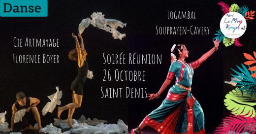 2019-10-26 Soirée Réunion - Florence Boyer - Logambal - Festival Le Mois Kréyol 3